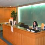 Virtual Office Miami Coral Gables Reception