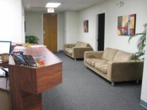 Virtual Office Hollywood Florida Reception