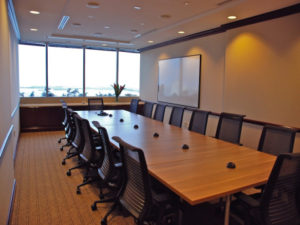 Miami Virtual Office Brickell Avenue Conference Room