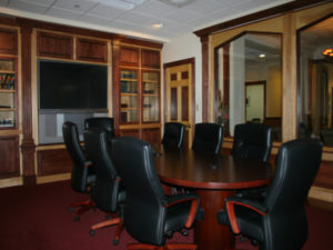 Virtual Office des Moines conference room