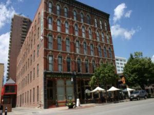 Virtual Office des Moines building
