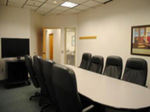 Virtual Office Anchorage Alaska meeting room