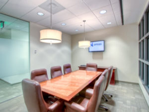 Virtual Office Atlanta Peachtree Conference Room