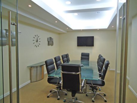 ... Virtual Office New York Conference Room ...