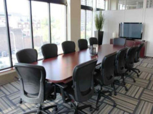 Virtual Office Greensboro Conference room