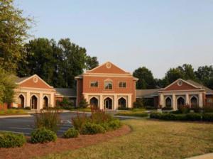 Executive Office Greensboro Building